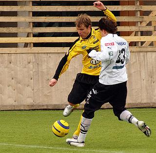 Kai Nyyssönen Finnish footballer