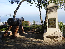 Kaiser Wilhelm the Second Obelisk in Haifa.jpg