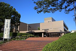 Kakamigahara City Citizen Hall 20160831.jpg
