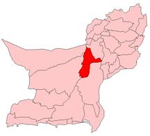 Kalāt District