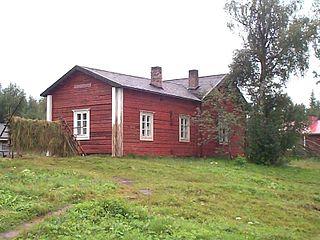 Taivalkoski Municipality in Northern Ostrobothnia, Finland