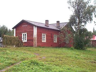Taivalkoski - The childhood home of author Kalle Päätalo has become one of the most visited tourist attractions in Taivalkoski.