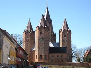 Church of Our Lady, Kalundborg Church in Kalundborg, Denmark