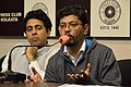 Kalyan Sarkar - Press Conference - Bengali Wikipedia 10th Anniversary Celebration - Kolkata 2015-01-02 2295.JPG