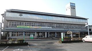 Kamimine, Saga Town in Kyushu, Japan