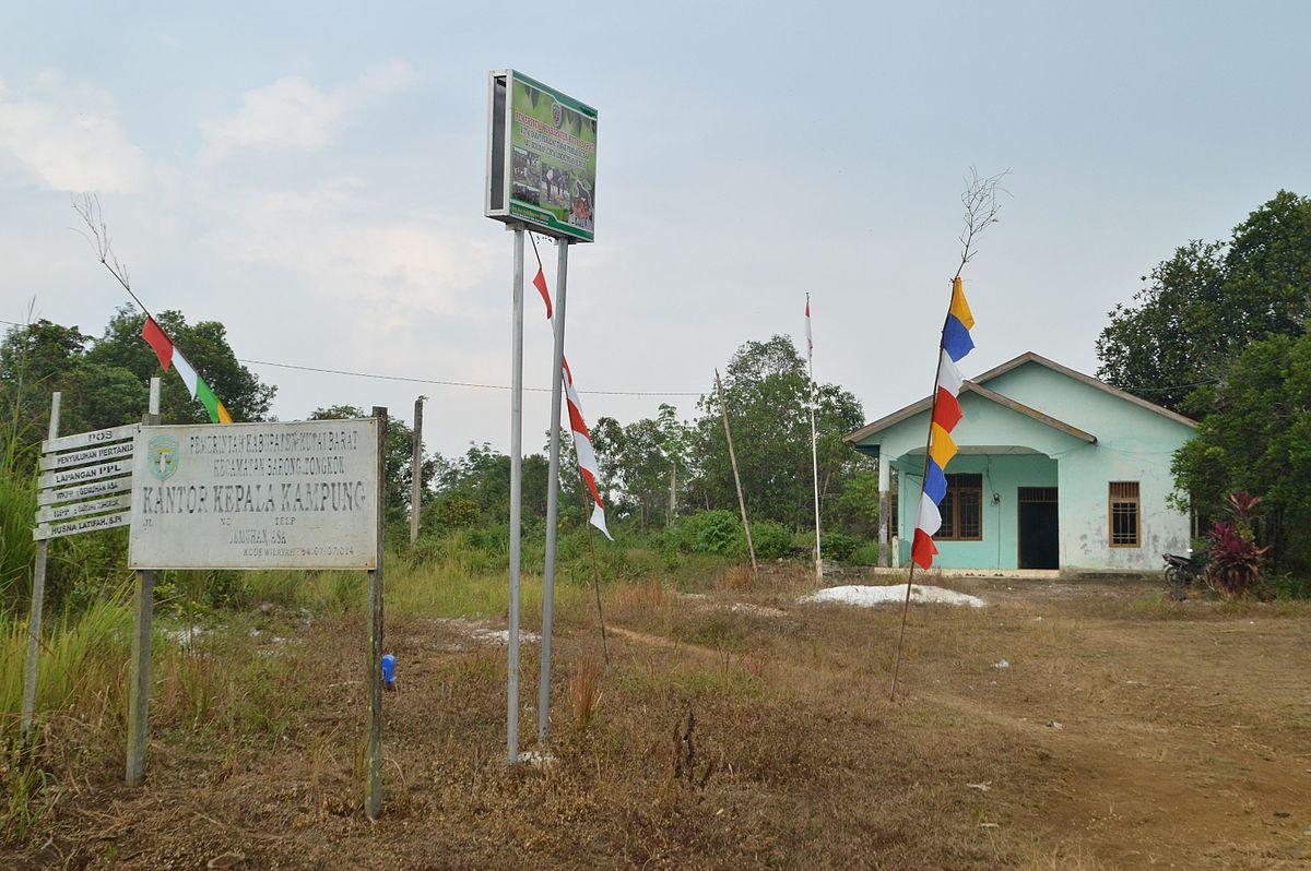Gemuhan Asa, Barong Tongkok, Kutai Barat - Wikipedia