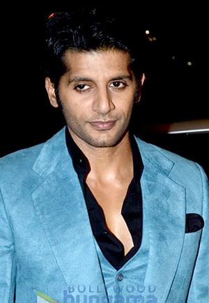 Karanvir Bohra - Bohra at Nikitin Dheer's wedding reception