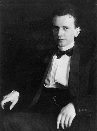 Karl Jaspers - Karl Jaspers in 1910