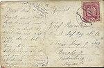 Kartica bratu Jožefu Resmanu v Judenburg 5. 2. 1918.jpg