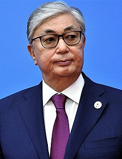 Kazakhstani politician and diplomat