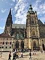 Katedrála Svatého Víta, Hradčany, Praha, Hlavní Město Praha, Česká Republika (48791560178).jpg