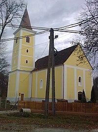 Katolikus templom, Resznek - panoramio 2010.jpg