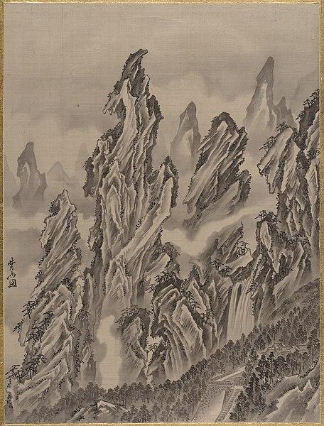 kawanabe kyosai - image 4