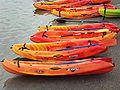 Kayaks, West Kirby Marine Lake 2.JPG