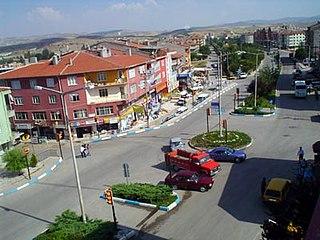 Kahramankazan District in Central Anatolia, Turkey