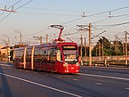 Kazan tram on Kirovskaya Dike 08-2016 img1.jpg