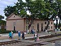 Kazlú Rúda station.JPG