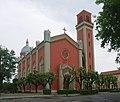Kežmarok kościół ewangelicki, widok od strony wschodniej.jpg
