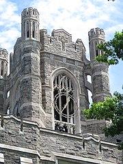 Fordham University Wikipedia