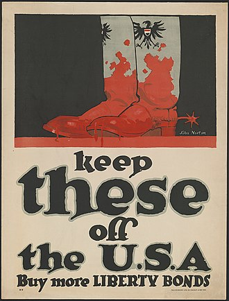 John W. Norton - Image: Keep these off the U.S.A. Buy more Liberty Bonds John Norton. LCCN2002722447