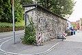 Kempten, An der Stadtmauer, Gegenüber Nr. 4, Stadtmauer 20170628 001.jpg