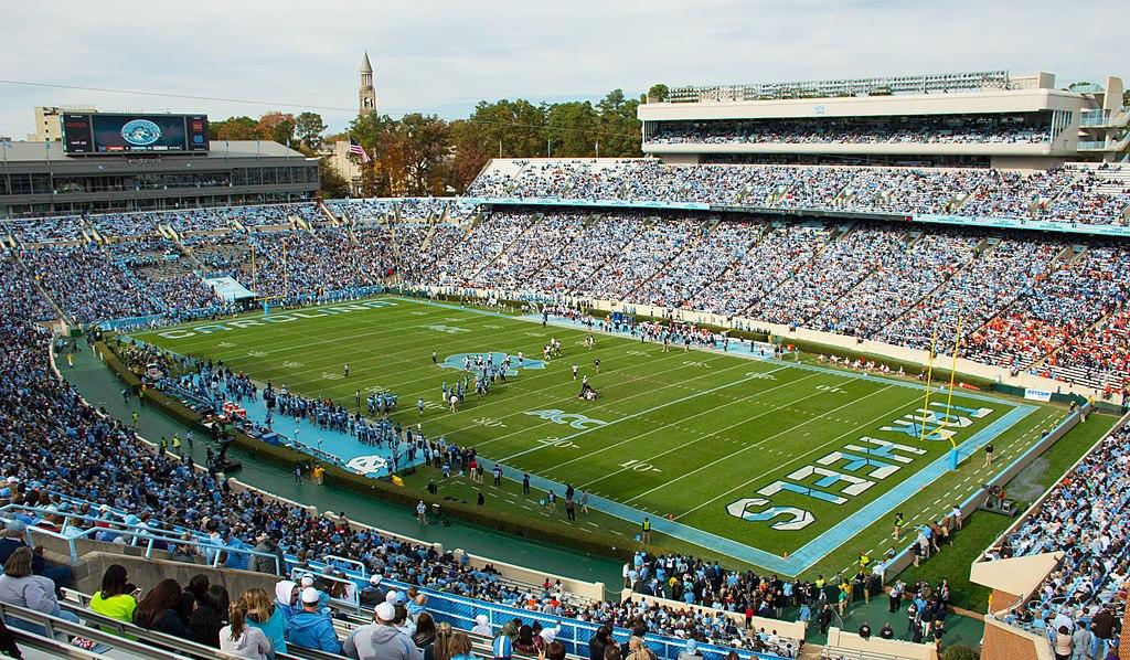 Watch Virginia Tech Hokies vs North Carolina Tar Heels live free