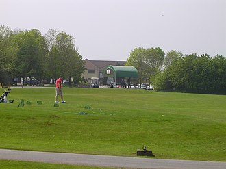 Coalpit Heath - The Kendleshire Golf Club (see Henfield)