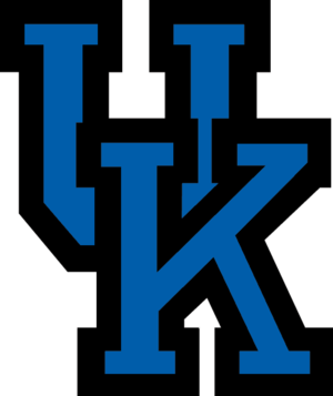 1981 Kentucky Wildcats football team - Image: Kentucky Wildcats logo (1984 2005)