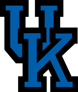1990 Kentucky Wildcats football team - Image: Kentucky Wildcats logo (1984 2005)