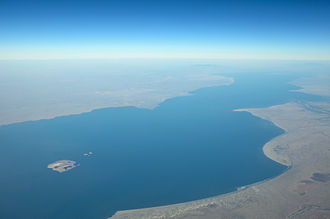 Turkana County - Lake Turkana Aerial Photo