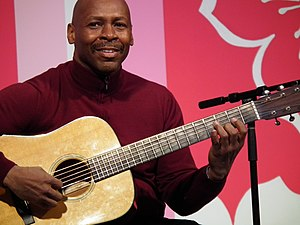 Kevin Eubanks - Eubanks performing at the 2011 National Cherry Blossom Festival