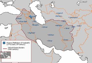 Melikdoms of Karabakh