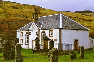 Glendaruel - Kilmodan Church, Argyll