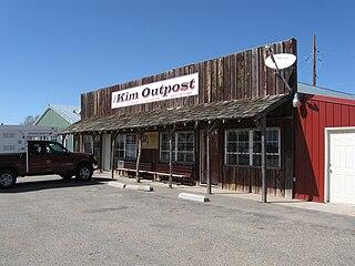 Kim, Colorado Town in State of Colorado, United States