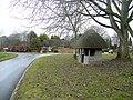 Kimpton thatched bus shelter - geograph.org.uk - 1778565.jpg