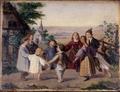 Kinderreigen, um 1836.png