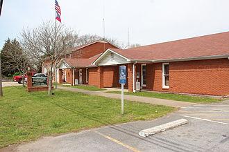 Kingston, Georgia - Kingston City Hall