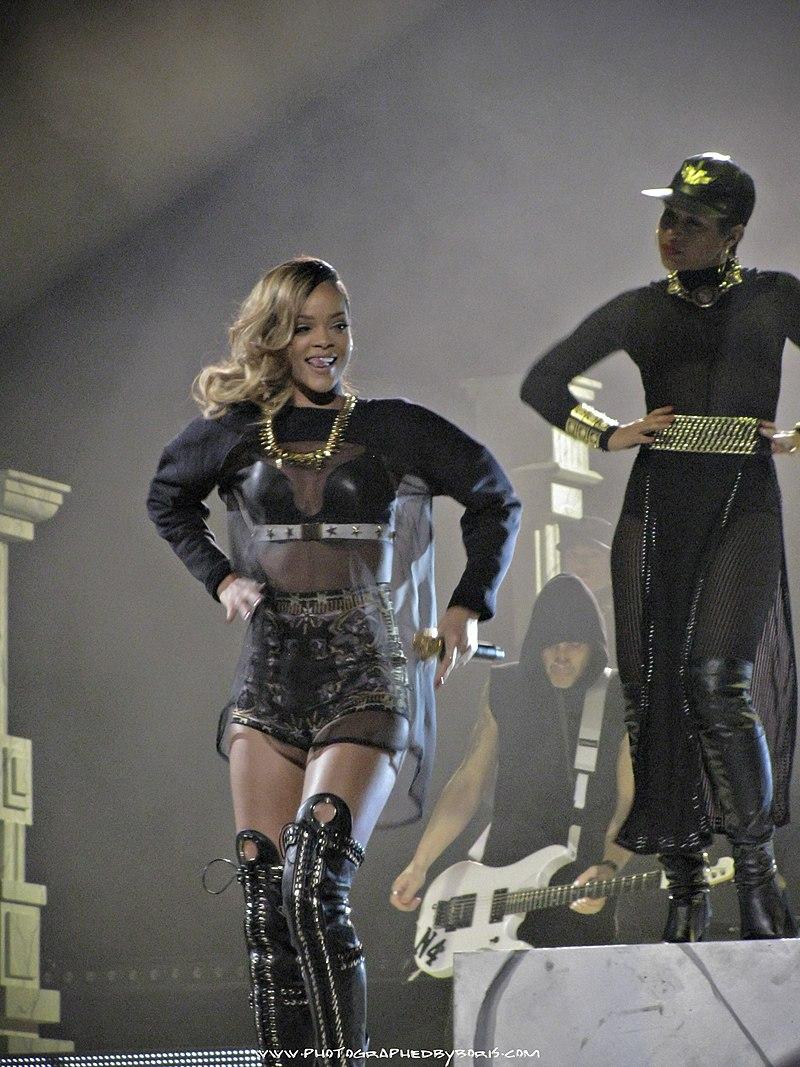 46189e5ff Siguó los pasos de artistas como Janet Jackson y Christina Aguilera