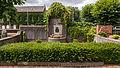 Kirchherten Friedhof Kirchherten an Zaunstraße Grabmal der Familie von Meer.jpg