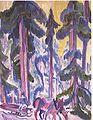 Kirchner - Holzfuhrwerk im Wald.jpg