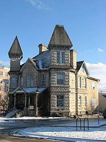 Kirkwood Avenue West 403, Batman House-The Garret Antiques, Bloomington West Side HD.jpg