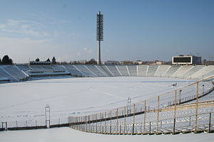 1985 FIFA World Youth Championship - Image: Kirovskiy Stadion 29140
