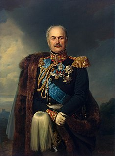 Russian noble and general