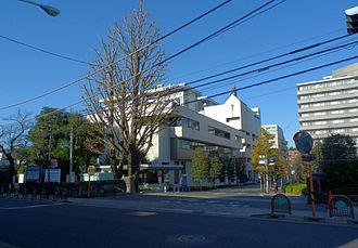 Kitasato University - Kitasato University buildings