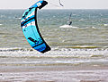 Kite surfer on the beach of Wissant, Pas-de-Calais -8043.jpg