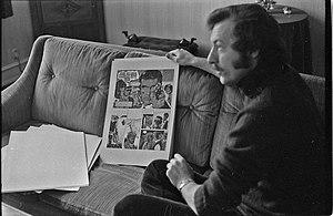 Kjell Hallbing - Hallbing in 1973