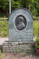 Klagenfurt Sankt Martin Friedelstrand Johann Ritter von Friedel-Denkmal 08052017 8291.jpg