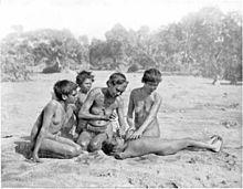 Отрезание гениталиев