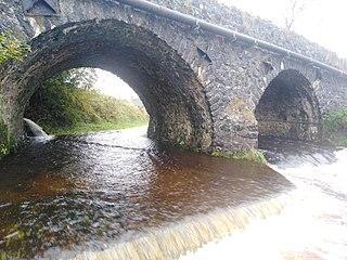Knockoneil River