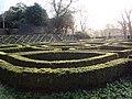 Knot Garden, Pollok house - geograph.org.uk - 1722979.jpg